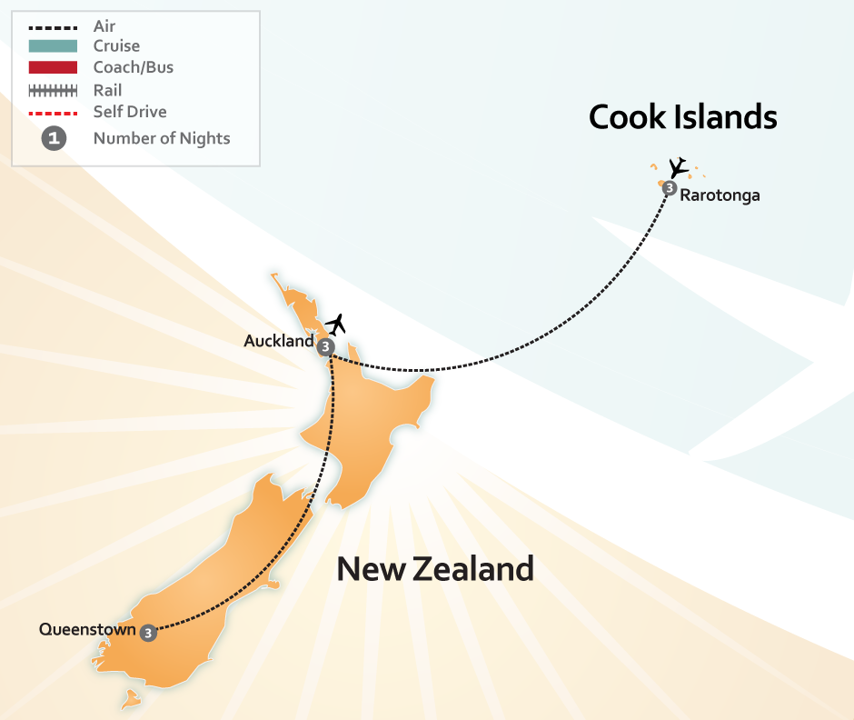 Cook Islands Beaches: Cook Islands New Zealand, Vacations & Tours